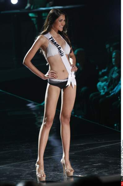 Miss Thaïlande, Aniporn Chalermburanawong
