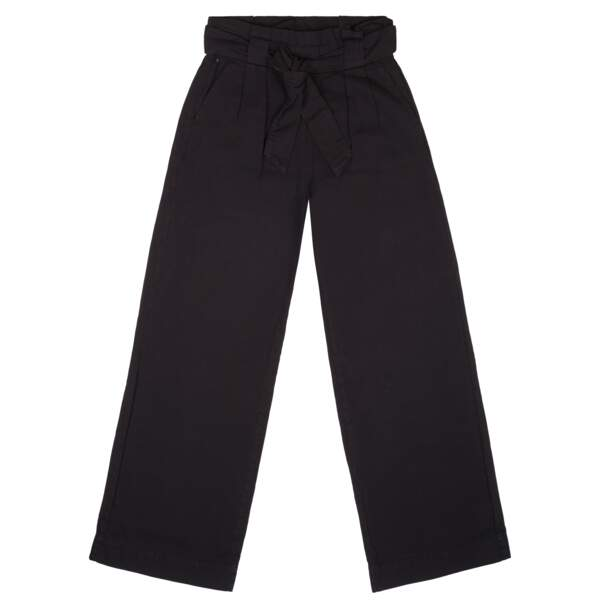 Pantalon large. 49,99€, Bonobo Jeans.