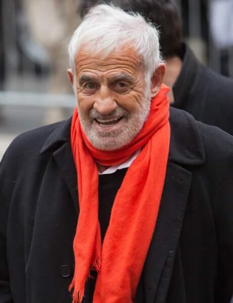 17- Jean-Paul Belmondo, toujours dans le coeur des Français