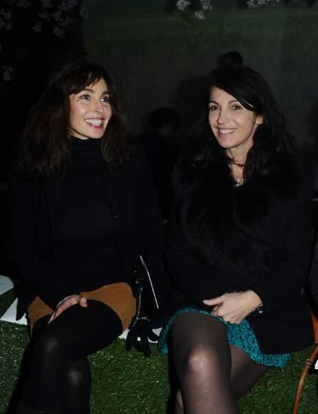 Anne Parillaud et Zabou Breitman