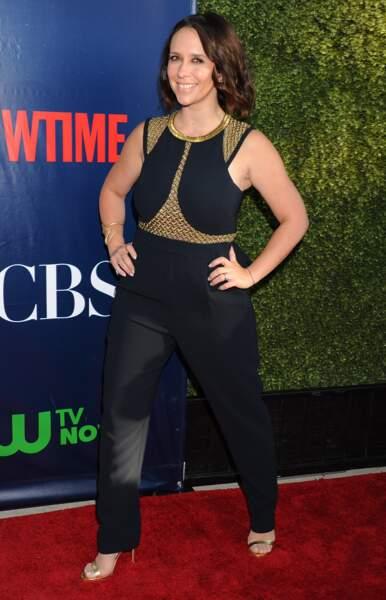 Il s'agissait de Jennifer Love Hewitt qui avait décroché là un de ses premiers rôles