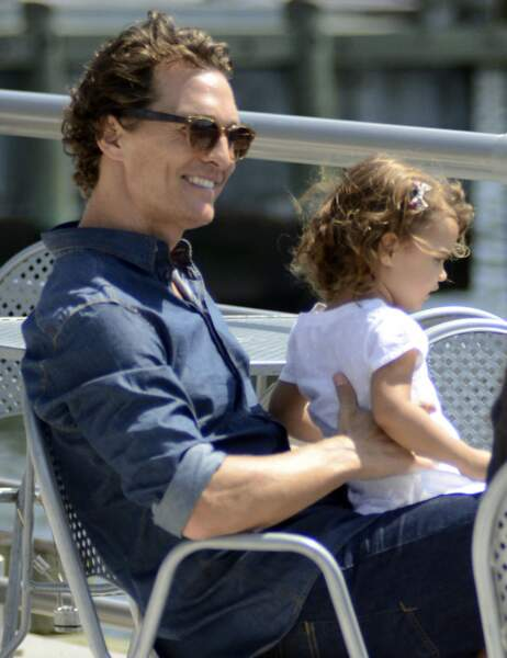 Matthew McConaughey et Vida
