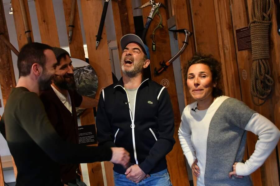 Bruno Solo et les Décaféinés au 35ème festival Mont-Blanc Humour
