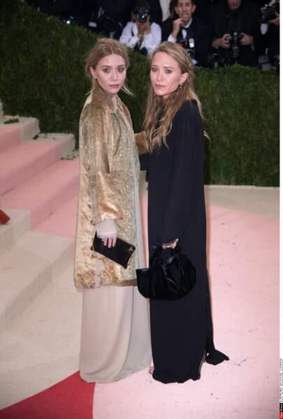Mary-Kate et Ashley Olsen en...boring!