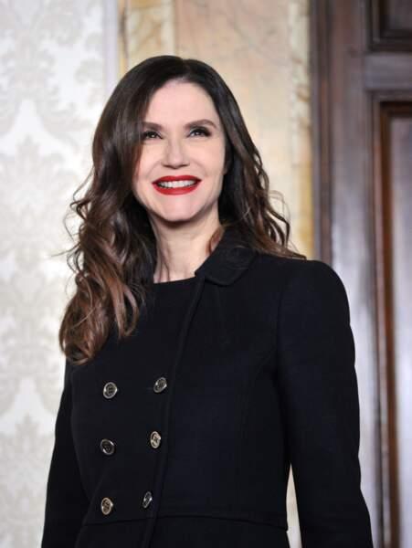 Maman après 45 ans - Alessandra Martines a donné naissance à son deuxième enfant à 49 ans