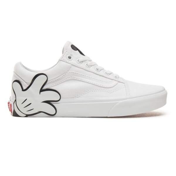 Chaussures Disney x Vans Old Skool, 90€