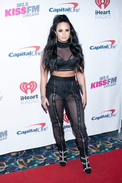 Don't : Demi Lovato et sa tenue sport pas très chic
