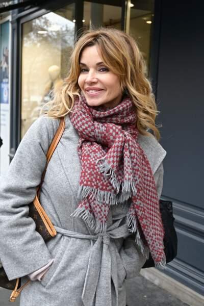 À la 41e position, l'actrice Ingrid Chauvin est la dernière du top 10 féminin