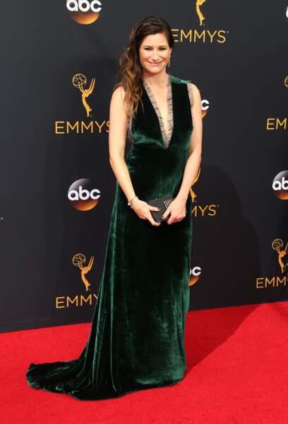 Emmy Awards 2016 : Kathryn Hahn (Bad Moms) en Wai Ming