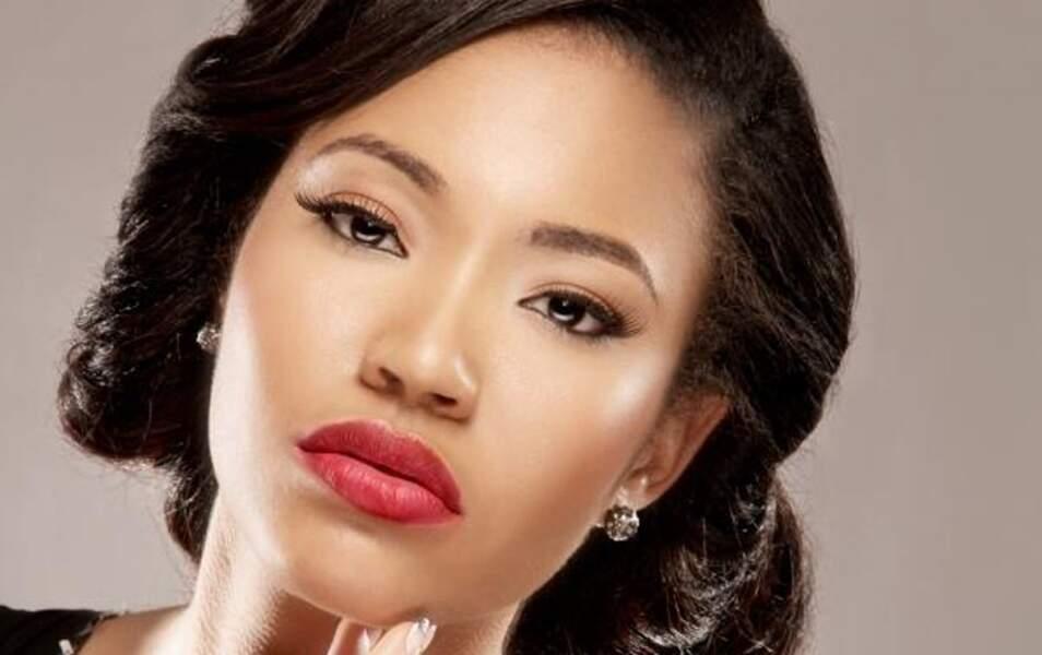 Miss Nigéria Anna Banner, 18 ans, 1m70