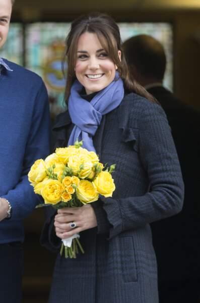 Kate Middleton en 2012