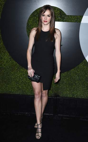 L'actrice Danielle Panabaker