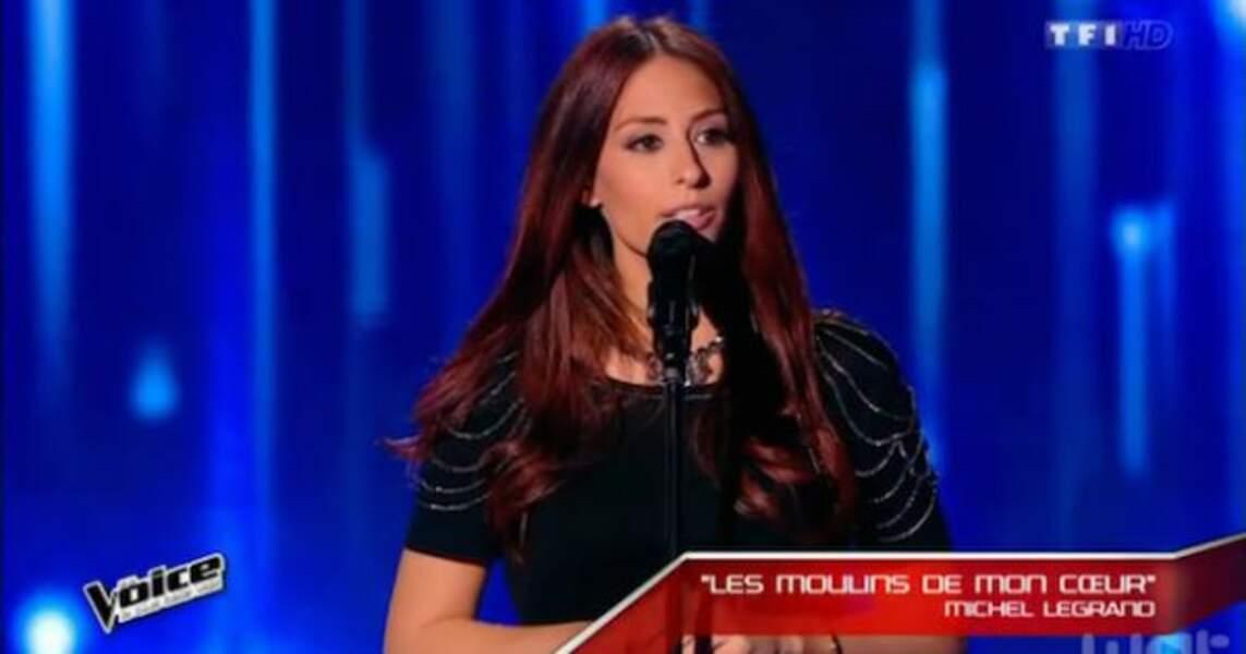 Hiba Tawaji, star au Liban, a été demi-finaliste en 2015