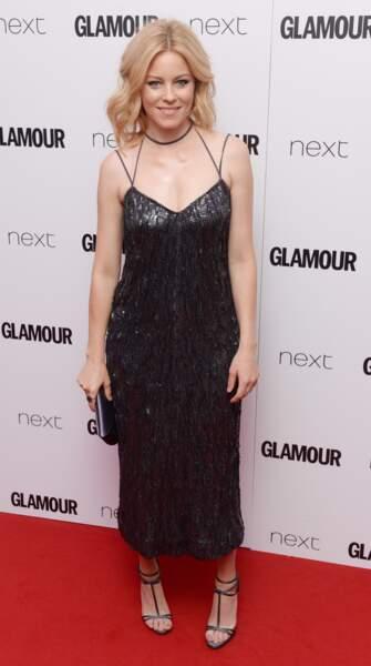 Elizabeth Banks aux Glamour Awards