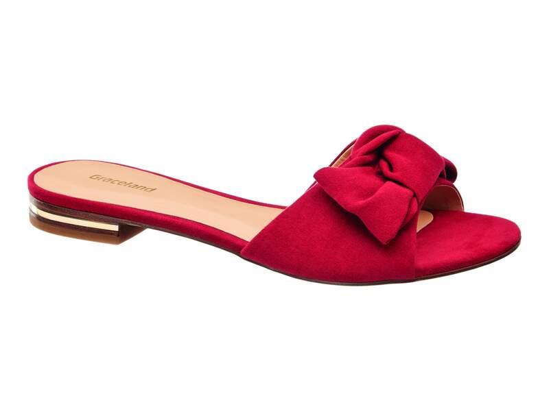 Chaussure Graceland. 16,90 €, Deichmann.