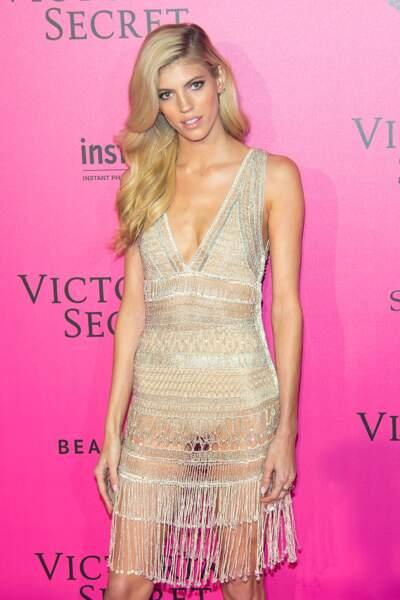 Défilé Victoria's Secret : Devon Windsor