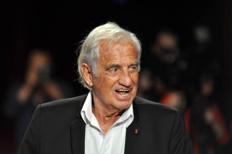Jean-Paul Belmondo prend la 9e place