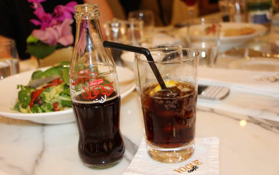 Pause déjeuner au Vogue Café