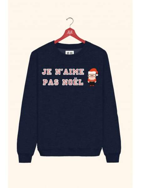 Sweatshirt Joju.co - 19,95 € (au lieu de 39,90 €)