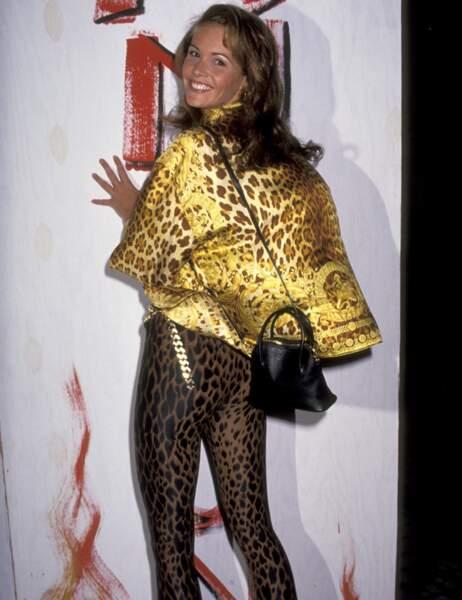 Elle Macpherson en 1990