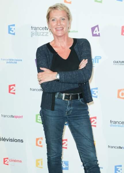 Elise Lucet (France 2) à la 7e place avec 22,7%
