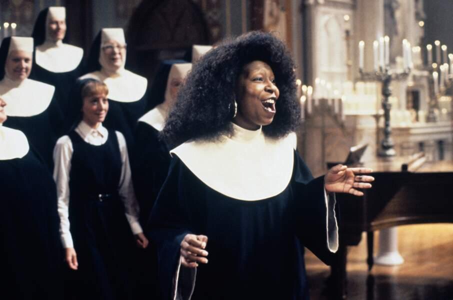En Dolores Van Cartier, aka sœur Marie Clarence, elle a bousculé les conventions