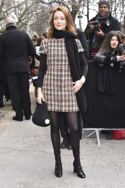 Le mannequin Audrey Marnay
