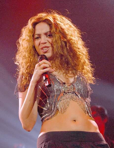 Hein, Shakira !