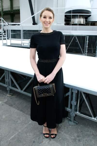 L'actrice française Ludivine Sagnier