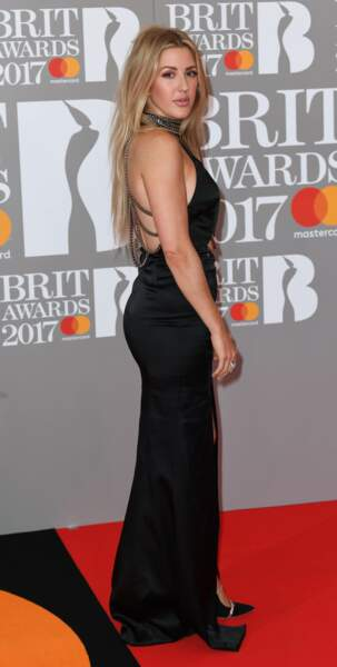 Brit Awards 2017 : Ellie Goulding