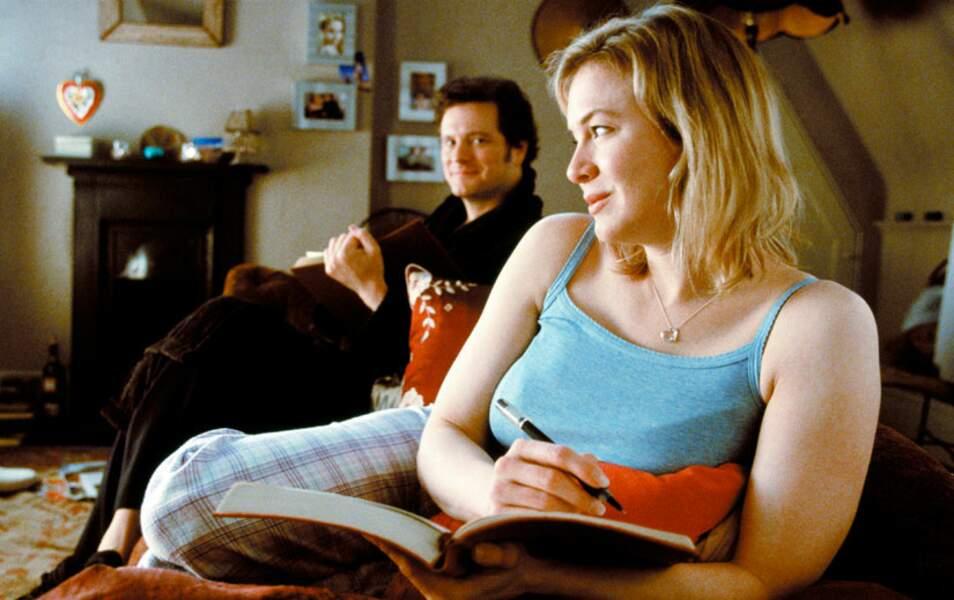 Renée Zellweger dans la peau de la replète Bridget Jones