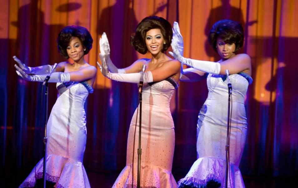 Beyoncé a perdu ses cuisses légendaires pour jouer dans Dreamgirls