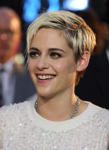 Tendance racines apparentes : ces people qui osent les afficher - Kristen Stewart
