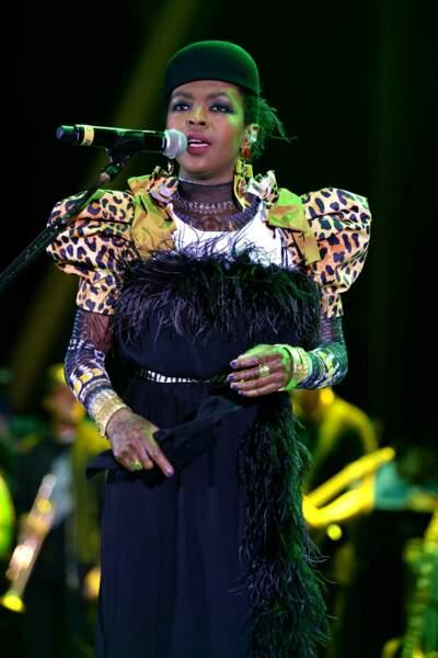 Après un séjour en prison pour des impôts impayés, Lauryn Hill se produit régulièrement sur scène