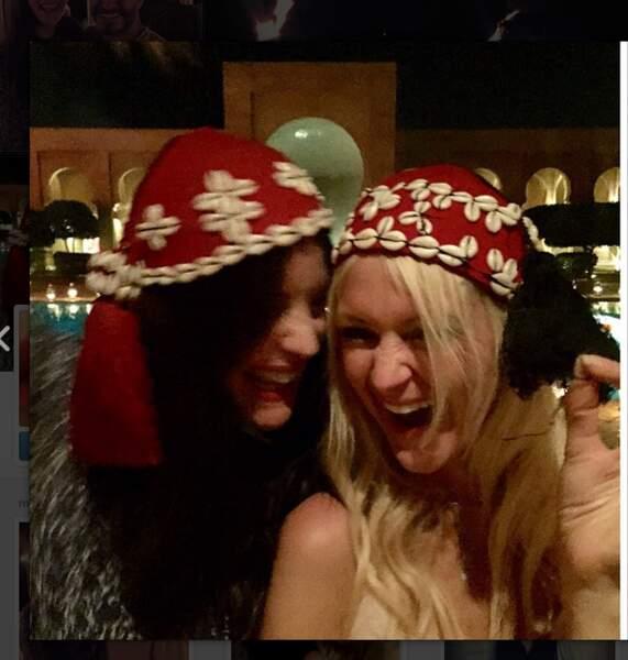 Liv Tyler et une amie