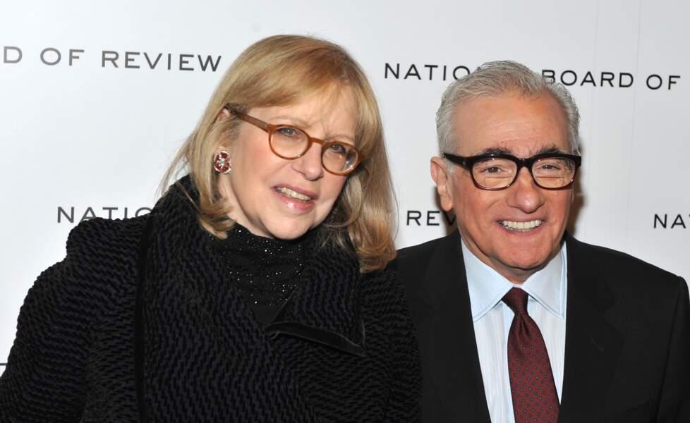 Maman après 45 ans - Helen Morris a eu une petite Francesca à 52 ans avec Martin Scorsese
