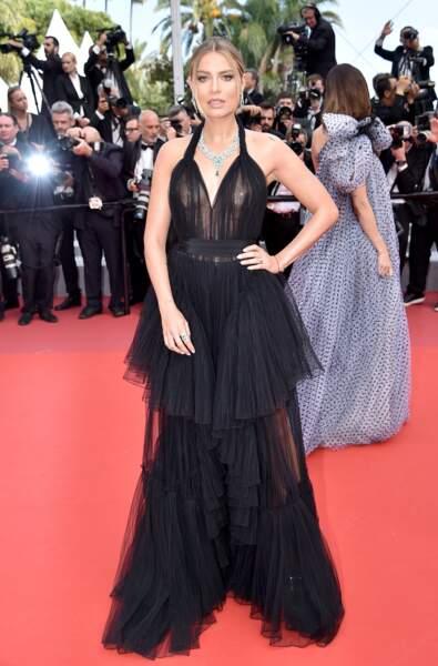Veronica Ferraro au Festival de Cannes 2019