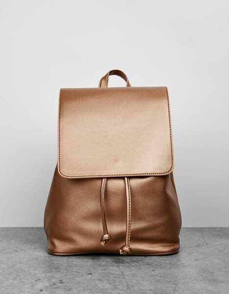 Bershka sac à dos minimaliste 15,99€