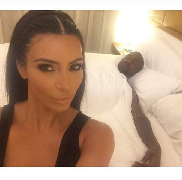 Un dernier selfie pour Kimi