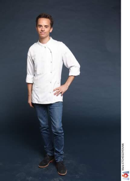 Sébastien Oger / 30 ans / Namur (Belgique), Chef privé home cooking expérience