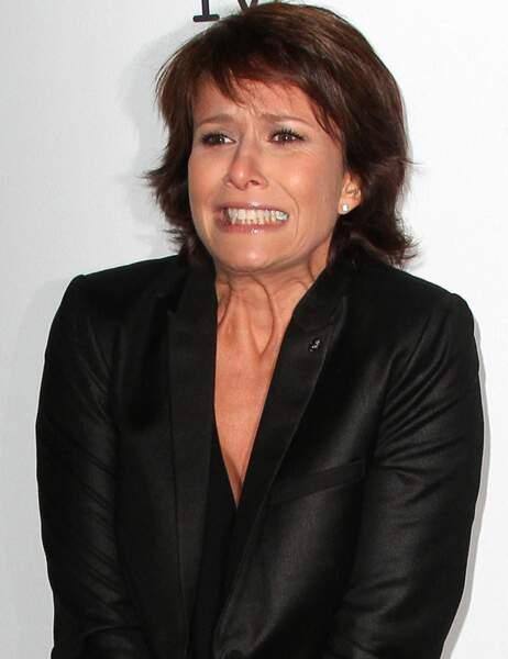 Elle est suivie de Carole Roussea, avec 9% des voix