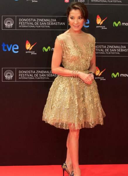 Michelle Yeoh aujourd'hui
