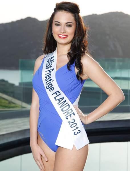 Elodie CADET, Miss Prestige Flandre