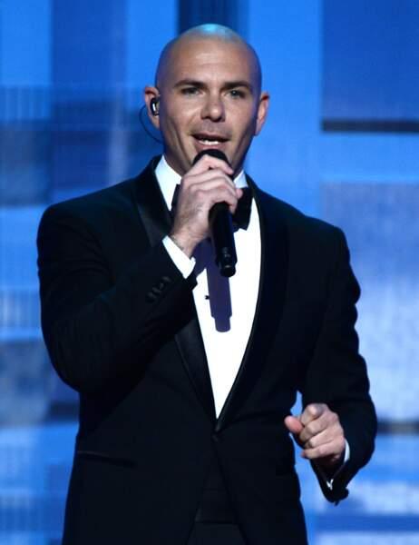 Pitbull, beaucoup moins