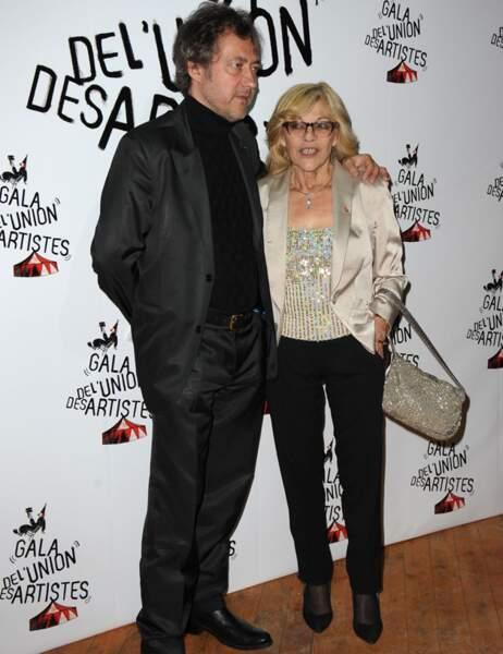 Nicoletta et son mari