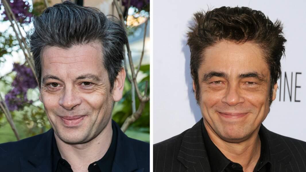 Benjamin Biolay et Benicio del Toro