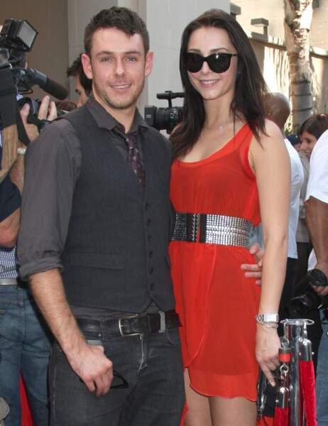 Sean Harmon et sa fiancée