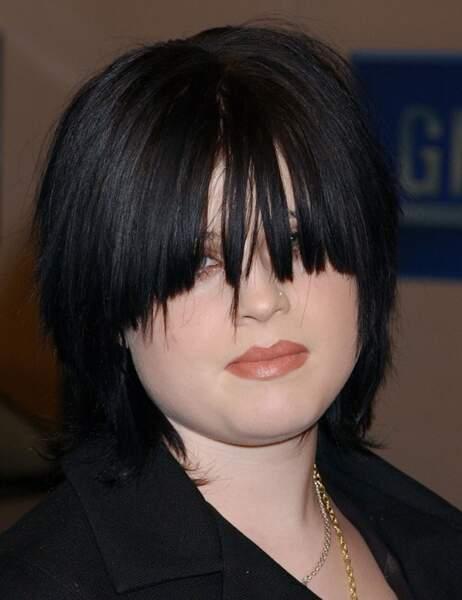 """La coupe qui hurle : """"J'veux un Xanax!"""" (Kelly Osbourne)"""
