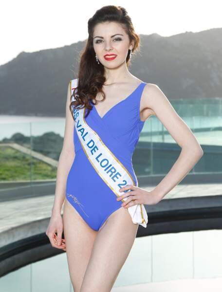 Amandine DENIAU, Miss Prestige Centre Val de Loire