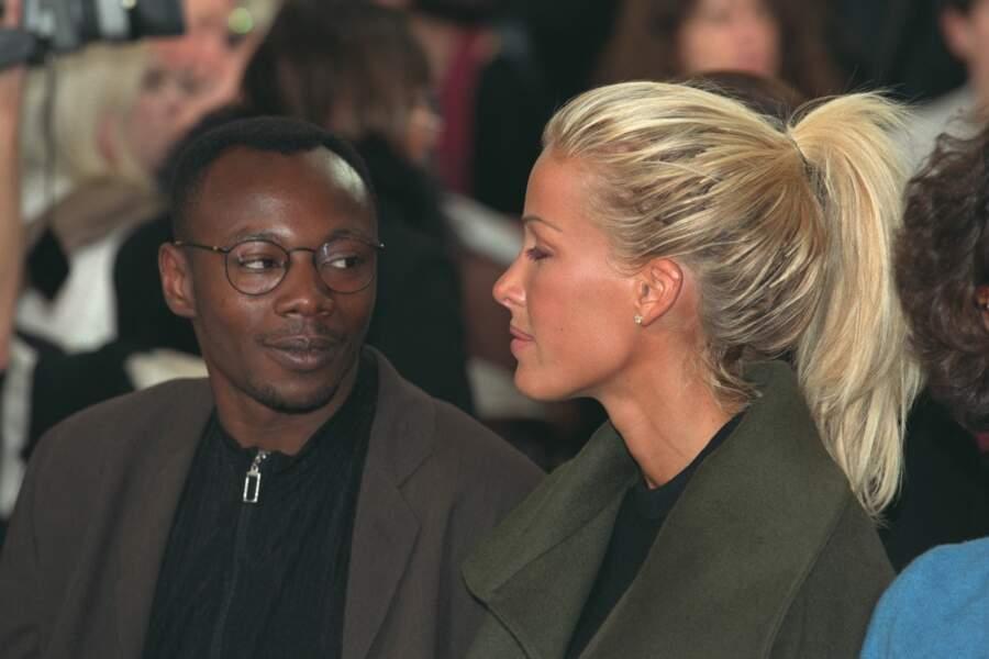 McSolaar et Ophélie Winter en couple de 1994 à 1999
